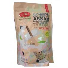 Тайский красный молочный чай для коктейлей Assam Red Tea Leaves ChaTraMue Brand