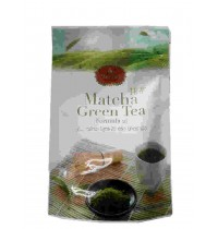 Зеленый чай Матча Matcha Green Tea ChaTraMue Brand