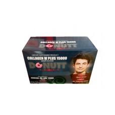 Тайский продукт Коллаген для здоровья организма Collagen M Plus Grape Flavour Donut Brand 15000 (1 коробка - 10 штук) купить из Таиланда в интернет-магазине - Thai Brand