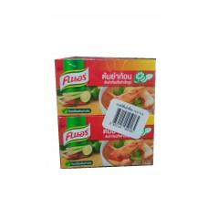 Бульоные кубики для супа Том Ям Кнорр 72 G X 6