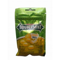 Жевательная резинка Лимон -Doublemint Chewy Mints