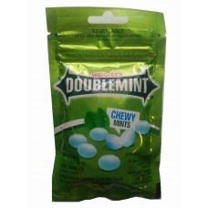 Жевательная резинка Мята - Doublemint Chewy Mints
