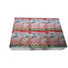 Тайский продукт Тайская отбеливающая зубная паста Арбуз - Джинда Jinda купить из Таиланда в интернет-магазине - Thai Brand