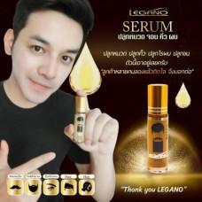 Травяная сыворотка - ролик для роста усов и бороды Legano