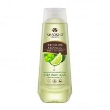 Тайский шампунь с каффир лаймомKhaokho Leech lime Shampoo