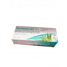Burnova Gel Plus Plankton Увлажняющий и успокаивающий гель с алоэ вера c экстрактом планктона