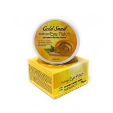 Тайский продукт Патчи под глаза с Фильтратом Слизи Улитки и Золотом купить из Таиланда в интернет-магазине - Thai Brand