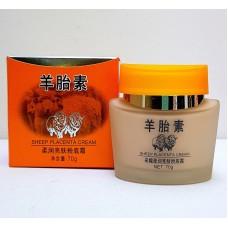 Тайский продукт Крем на основе овечьей плаценты с тональным эффектом - SHEEP PLACENTA CREAM - Cai Mei купить из Таиланда в интернет-магазине - Thai Brand