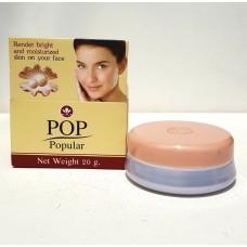 Жемчужный крем для лица с экстрактом папайи POP Popular PEARL CREAM, 20 гр