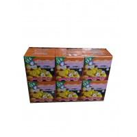 Апельсиновое мыло Azana, Упаковка 12 шт х 65 гр