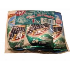 Бесфосфатный стиральный порошок Attack 3D - 100 гр x 12 упаковок