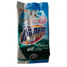 Бесфосфатный стиральный порошок Attack 3D - 220 гр