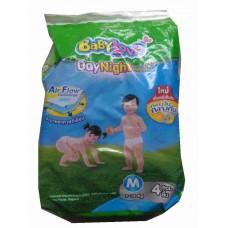 Памперсы (подгузники-трусики) Day Night Pants Baby Love(Size M, 7-12 kg)