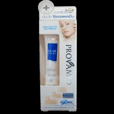 Крем Provamed Scar Zone для устранения неровностей кожи, шрамов и растяжек