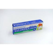 Крем для снятия воспалений и болей в суставах и мышцах Salonpas Cream, 30 мл