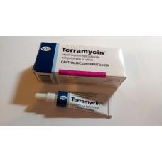 Глазная мазь Terramycin Ophthalmic Ointment