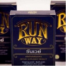 Капсулы для мужчин Runway для быстрого восстановления мужской силы