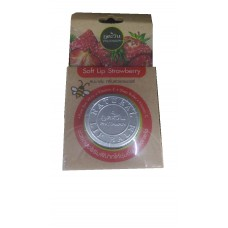 Тайский продукт Натуральный бальзам для губ с клубникой Phutawan из Таиланда