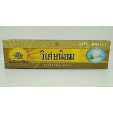 Тайская зубная паста с травами Viset-Niyom Herbal Toothpaste