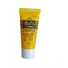 Тайский продукт Бальзам от экземы и лишая Sunga Balm купить из Таиланда в интернет-магазине - Thai Brand