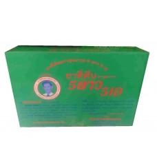 Тайская зубная паста 5 Star 5A, Бокс 12 шт x 25 гр