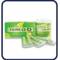 Очень эффективные таблетки от кашля TERCO-D 10 шт