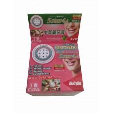 Травяная зубная паста с экстрактом гвоздики 5 Star 4 a, 25 гр