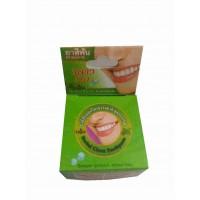 Антибактериальная зубная паста с гвоздикой и мятой и тайскими травами 5 Star 5A