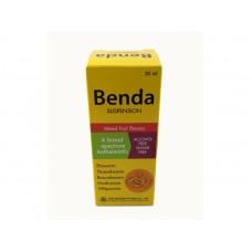 Детский сироп-суспензия Бенда от паразитов Benda Suspension