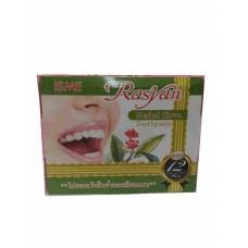 Натуральная травяная зубная паста Rasyan ISME,  Блок 12 шт x 25гр
