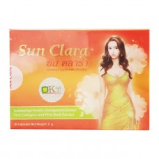 Sun Clara Herbal Capsules (Сан Клара женские витамины) — 10 капсул