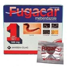Тайский продукт Антипаразитарный препарат Fugacar против всех видов паразитов купить из Таиланда в интернет-магазине - Thai Brand