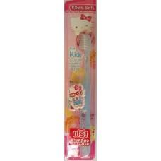 Зубная щетка для детей 3-6 лет Hello Kitty