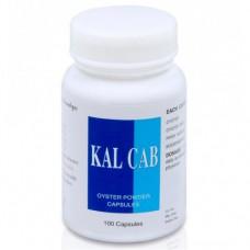Устричный кальций Kal Cab - 100 капсул