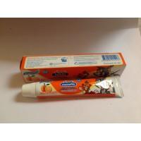 Детская зубная паста Orange Flavor Cream Kodomo