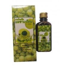Тайская травяная микстура от кашля Makham Pom Cough Syrup 60 мл