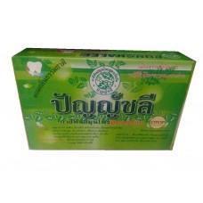 Тайская зубная паста Punchalee, Бокс 12 шт x 25 гр