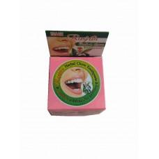 Травяная отбеливающая зубная паста с гвоздикой Rasyan ISME, 5 гр
