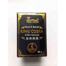 Тайский Черный Кобровый Бальзам - Thai Herbs, 50 гр