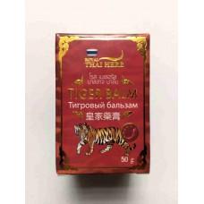 Тайский Красный Тигровый Бальзам - Thai Herbs, 50 гр