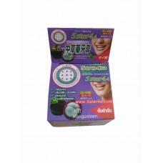 Травяная зубная паста с экстрактом мангостина 5 Star 4 a, 25 гр