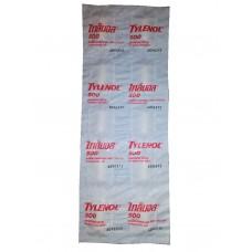 Тайский парацетамол Tylenol 10 таблеток Tylenol 500mg Paracetamol 10 Tablets