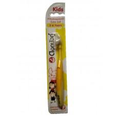 Детская Зубная Щетка 3-6 лет - Twin Lotus Dok Bua Ku