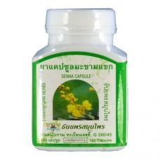 Тайский продукт Капсулы для очищения кишечника Я Ра Бай купить из Таиланда в интернет-магазине - Thai Brand
