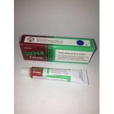 Средство для лечения дерматитов и грибковых инфекций ног и тела Zema