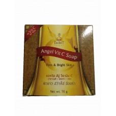 Фруктовое Мыло с высоким содержанием витамина С - Angel Vit C Soap - Beauty, 70 гр