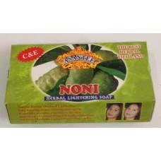 Травяное тайское мыло с Нони - Asantee  (135 гр)