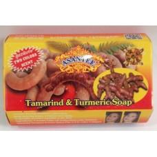 Травяное тайское мыло с Тамариндом - Asantee (125 гр)