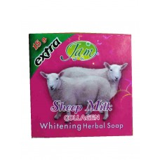 Мыло Козье молоко и коллаген Coat Milk  Jam, 65 гр