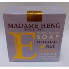 Натуральное мыло с экстрактом косточки винограда и витамином Е, Madame Heng, 150 гр